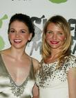 Sutton Foster and Cameron Diaz