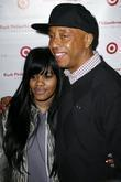 Teyana Taylor and Russell Simmons