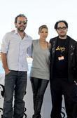 'Santos' director Nicoles Lopez with cast members Elsa Pataky