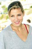 Elsa Pataky during a press photo call at...