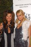 Brittany Flickinger and Paris Hilton