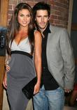 Nadia Bjorlin and Brandon Beemer