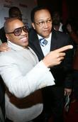 Kedar Massenburg and Rev. Benjamin Chavis Russell Simmons...