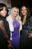 Mashonda. Coco, and Valiesha Butterfield Russell Simmons and...