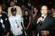 Spike Lee, Lil' Kim, Rev. Dr. Ben Chavis...