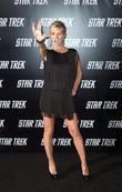 Heidi Klum and Star Trek