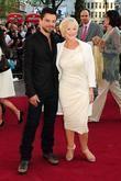 Dominic Cooper, Helen Mirren, Empire Leicester Square