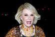 Joan Rivers, Beth Ostrosky and Howard Stern