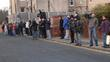 The Media Gather Outside Southport Police Station After The Arrest Of Liverpool Captain Steven Gerard On Suspicion Of Assault Following An Incident At The Lounge Inn Bar.