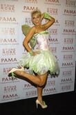 Kim Johnson Kim Kardashian Hosts PAMA'S Halloween Masquerade...