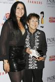 Maria Conchita Alonso With Her Mother