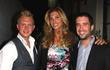 Andrew Candis Cayne and Ben Russo Supermodels Unlimited...