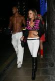Chanelle Hayes and Lloyd Nwagboso