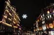 The Swarovski Crystal Snowflake Is Switched On At The Mandarin Oriental Hotel