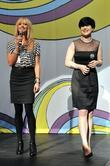 Fearne Cotton and Kelly Osbourne