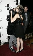 Sasha Grey and Billy Corrigan Sasha Grey celebrates...