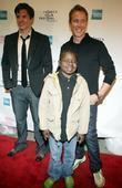 Mark Hapka and Gary Coleman