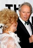 Debbie Reynolds and Clint Eastwood