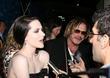 Evan Rachel Wood and Mickey Rourke