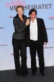 Uma Thurman and Director Griffin Dunne