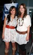 Briana Evigan and Vanessa Evigan