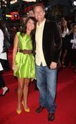 Jillian Harris from 'The Bachelorette' and host Chris...