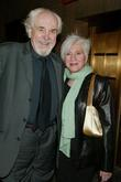 Louis Zorich and His Wife Olympia Dukakis