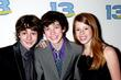 Aaron Simon Gross, Graham Phillips and Allie Trimm...
