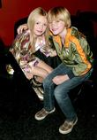 Peyton List and her brother Spencer List