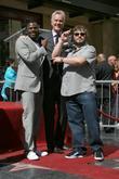 Derek Luke and Tim Robbins