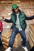 Coltrane Curtis attends The Timberland New Store Opening...