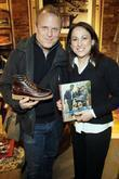 Daniel Power and Jenny Billings attends The Timberland...