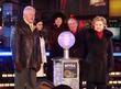 Bill Clinton and Mayor Michael Bloomberg