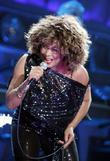 Tina Turner Performing Live On Stage...