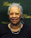 Nobel Prize For Literature Winner Toni Morrison Signs Copies Of Her New Book 'a Mercy' At Hatchards