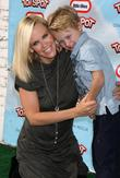 Jenny Mccarthy and Her Son Evan