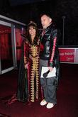 Linda Lusardi and Toby Anstis