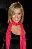 Suzanne Shaw Attends The Tango At The Tower