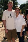 Ed Begley Jr. and Annette Bening