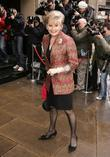 Angela Rippon Television and Radio Industries Club (TRIC)...