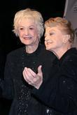 Bea Arthur and Angela Lansbury