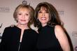 Florence Henderson and Kate Linder