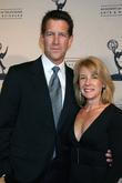 James Denton and his wife Erin O'Brien