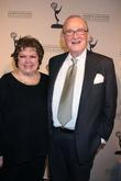 Larry Gelbart and his wife Pat Gelbart