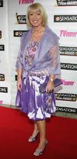 Anna Doyle The Sensations TV Now Awards 2009...