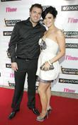 Jamie Lomas and Kim Marsh
