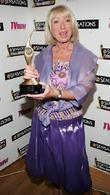 Anne Doyle The Sensations TV Now Awards 2009...