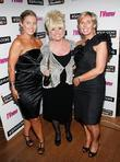 Karen McEvoy and Barbara Windsor