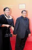 Andrew Young and his wife