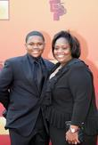 Larramie Doc Shaw and mother Tyler Perry unveils...